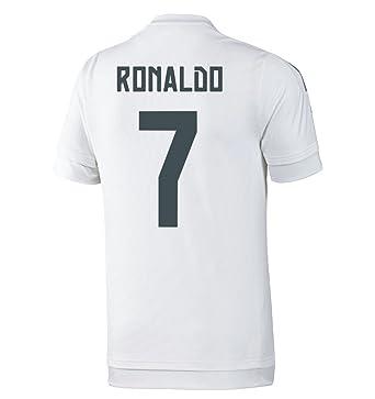 7: adidas Ronaldo Real Madrid Home Jersey 2015 16: ropa