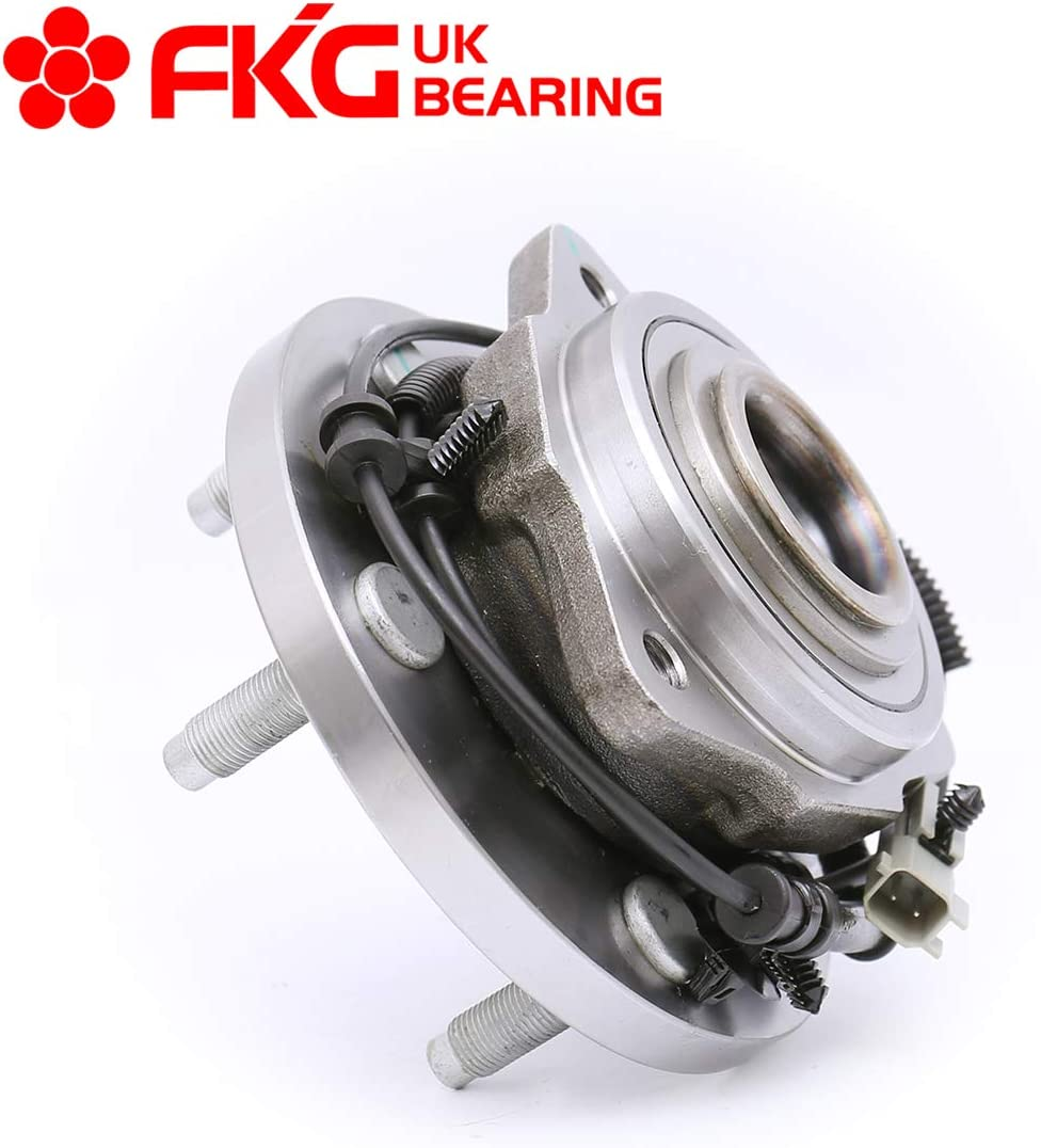 4WD,RWD FKG 513234 Front Wheel Bearing Hub Assembly for 2006-2010 Jeep Commander 5 Lugs W//ABS Set of 2 4WD,RWD 2005-2010 Jeep Grand Cherokee