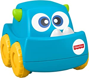 Fisher-Price Mini Monster Vehicle #1, Multi Color