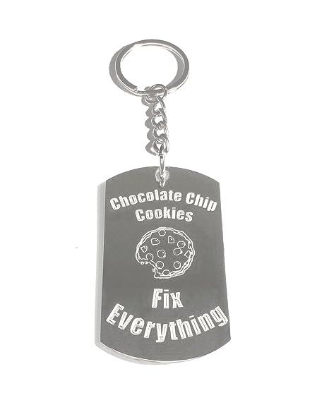 Amazon.com: Chocolate Chip Cookies arreglar todo – Anillo de ...