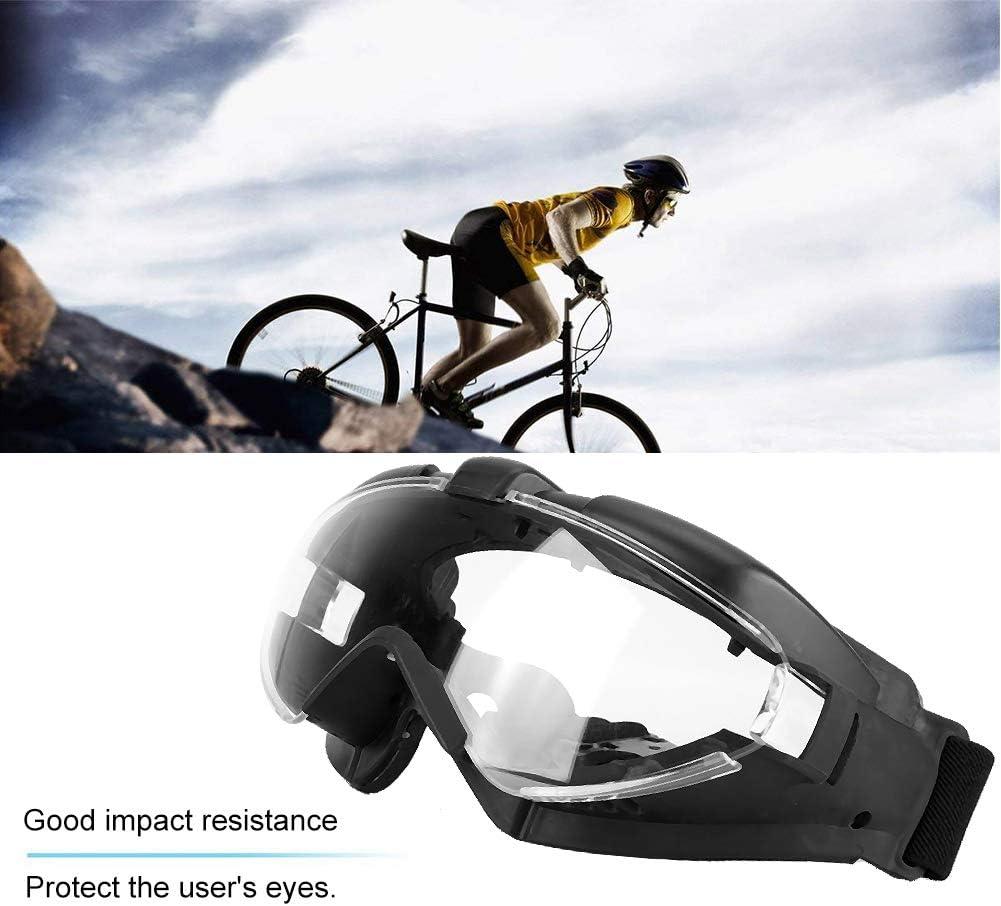 Antivaho a prueba de viento gafas protectoras a prueba de polvo