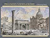 img - for Piranesi's Views of Rome: Colouring Book book / textbook / text book