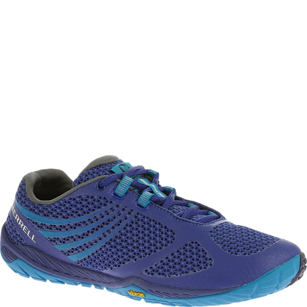 Merrell Women's Pace Glove 3 Trail Running Shoe, Royal Blue/Racer Blue, 5.5 M US