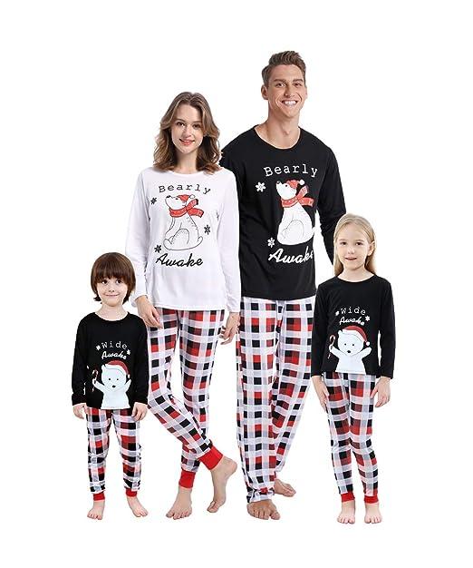 5 conjuntos de pijamas navideñas para usar con tu familia - La Opinión