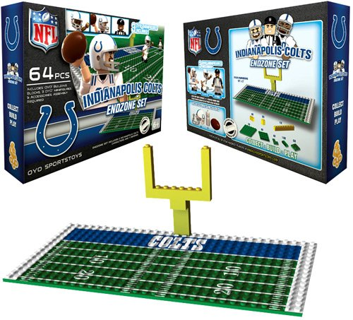 NFL Indianapolis Colts Endzone Toy Set