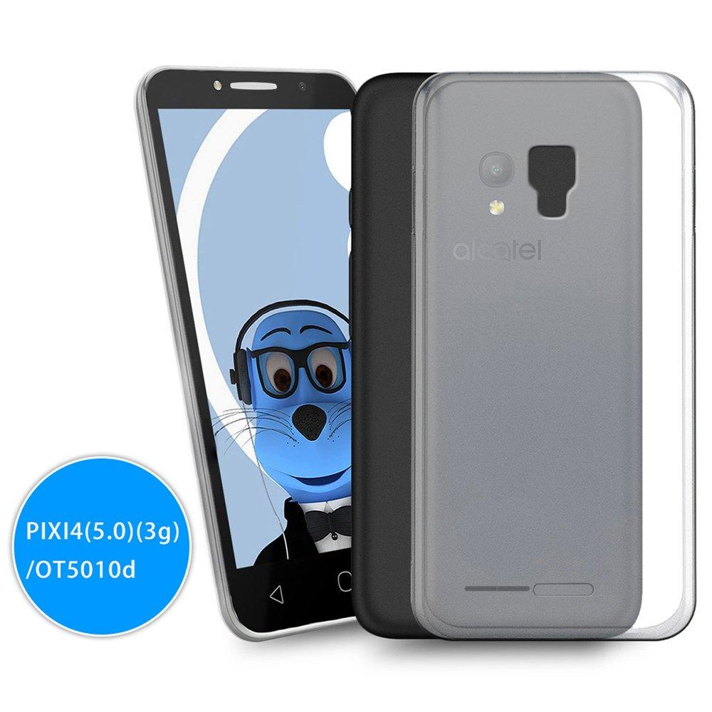 Alcatel Pixi 4 5 0 Inch Case, 5010D tpu Case 3G: Amazon co