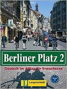 berliner platz 2 deutsch in alltag fur erwachsene niveau a2 german edition rolf digel. Black Bedroom Furniture Sets. Home Design Ideas