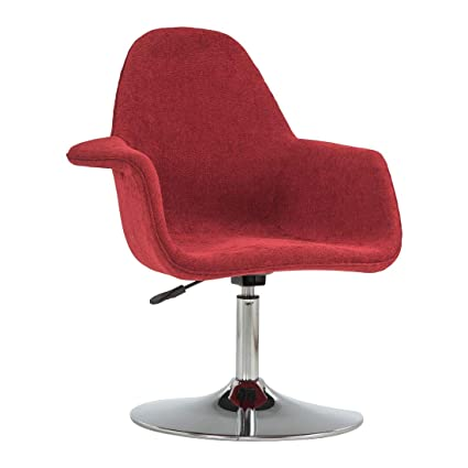 Durian Briana Lounge Chair (Red)