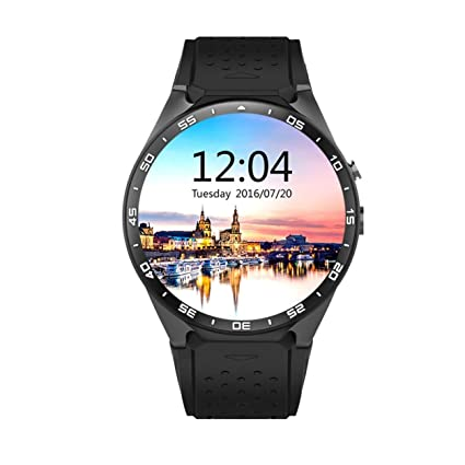King-Wear KW88 SmartWatch Podómetro Dispositivo de ...