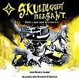 Skulduggery Pleasant - Folge 5: Rebellion der Restanten. Gelesen von Rainer Strecker, 6 CDs Cap-Box, ca. 8 Std.