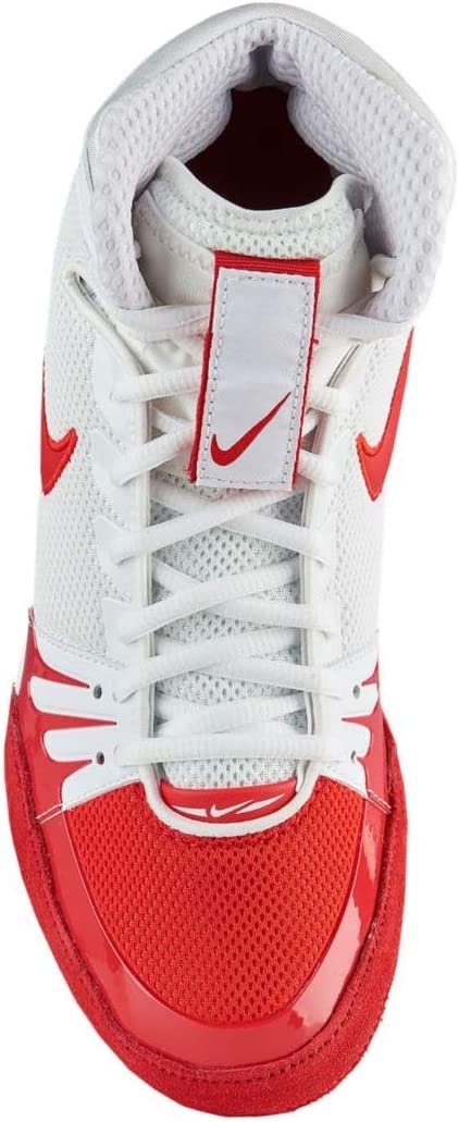Nike Freek Chaussures de Lutte pour Homme, Rouge (WhiteRed
