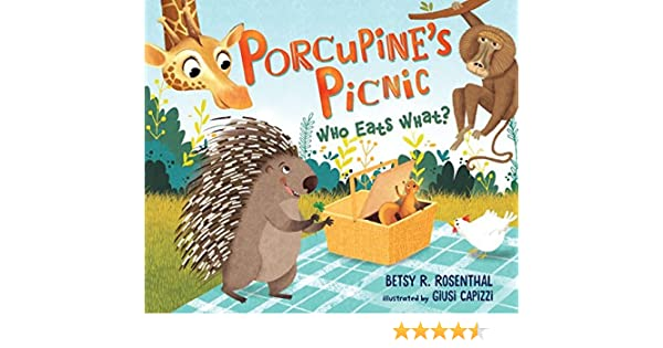 Porcupine's Picnic: Who Eats What? (Millbrook Picture Books ...