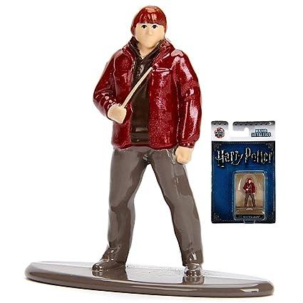 Amazon com: Ron Weasley HP15 Harry Potter Nano Metalfig 1 5