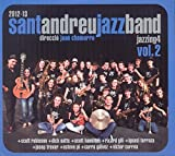 Jazzing 4 Vol. 2 with Scott Hamilton / Dick Oatts by Sant Andreu Jazz Band