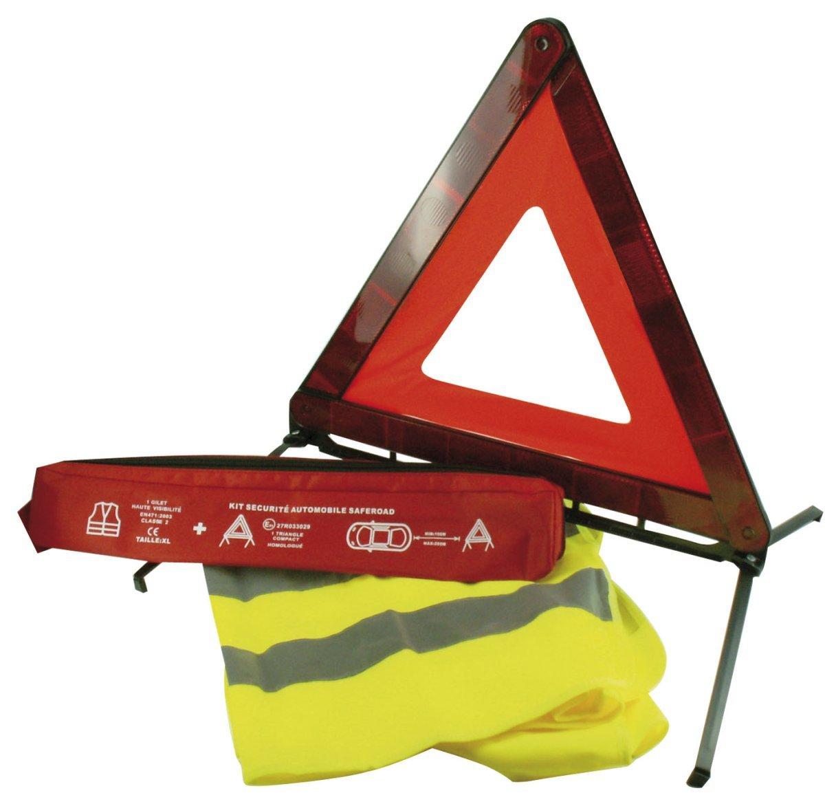 altium 954400 kit triangle gilet homologue eur 16 32 picclick fr. Black Bedroom Furniture Sets. Home Design Ideas