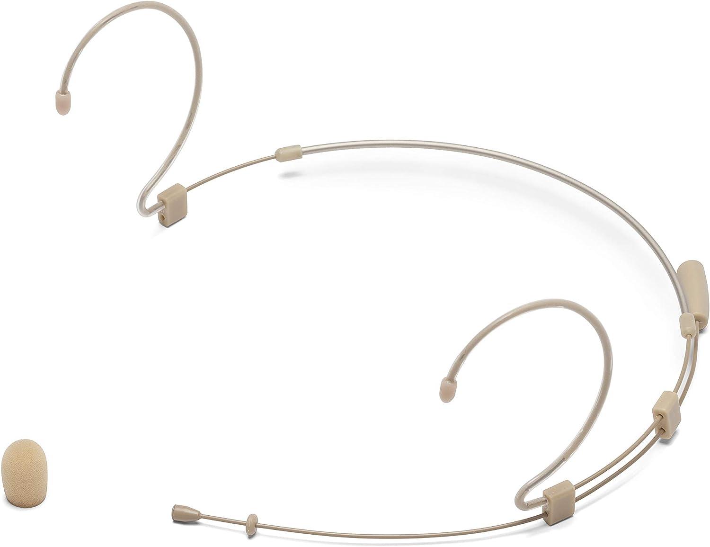 B07N7W9PWZ Samson Wireless Headset Microphone (SADE10X) 61JaUNY2BSOL.SL1500_