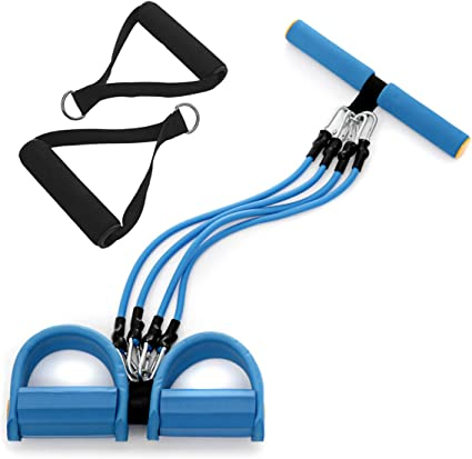 Pull Rope Resistance Band Cords Equipment Exercise Latex Practical New