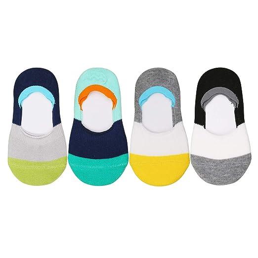 903a0089086c7 VWU Toddler Socks No Show Kids Baby Low Cut Cotton Socks Anti Slip 1-3/3-5Y