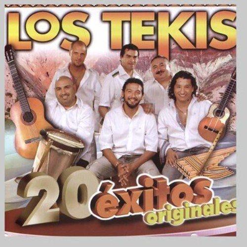 CD : Los Tekis - 20 Exitos Originales (CD)