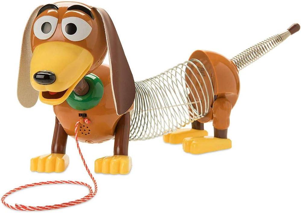 Figura de accion oficial de Disney Toy Story 4 Slinky Dog Talking ...