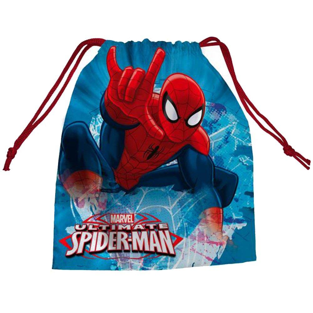 Spiderman AS071-2017 - Bolsillo Suelto para Mochila, 14 cm