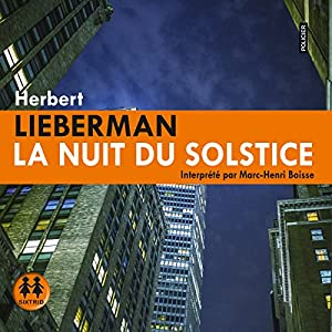 La nuit du solstice | Livre audio
