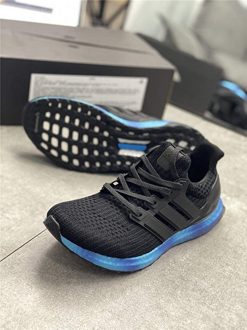WILTENA Men's Ultra Boost Casual Running Shoes Breathable Shock Absorption Running Shoes Walking Shoes 5