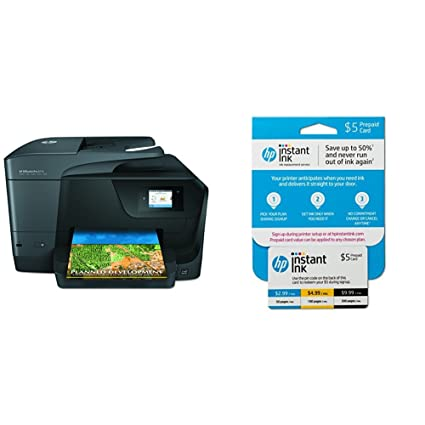 Amazoncom Hp Officejet Pro 8710 All In One Wireless Printer With