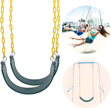 Swing Set Accessories Swing Seat Replacement 2 Pack Heavy Duty Swing Seat