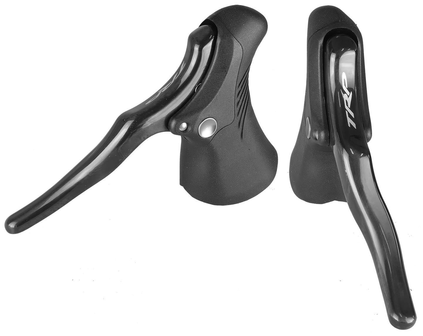 TRP RRL Carbon Road Bike Bicycle Drop Bar Brake Levers Set Black