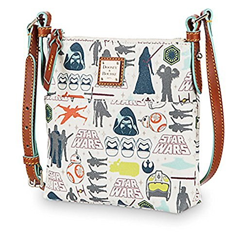 Purse amp; Star 2015 Letter Carrier Crossbody Wars Disney Dooney Bourke gwCq5pfz