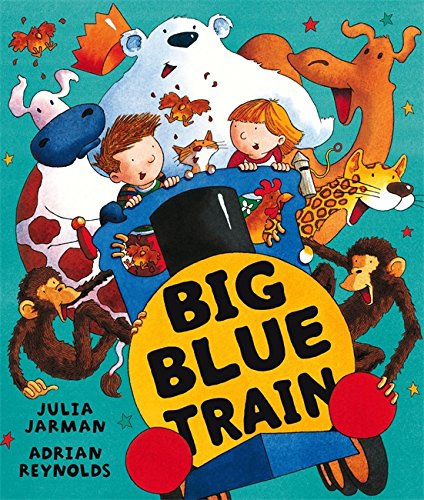 Download Big Blue Train (Ben & Bella) PDF