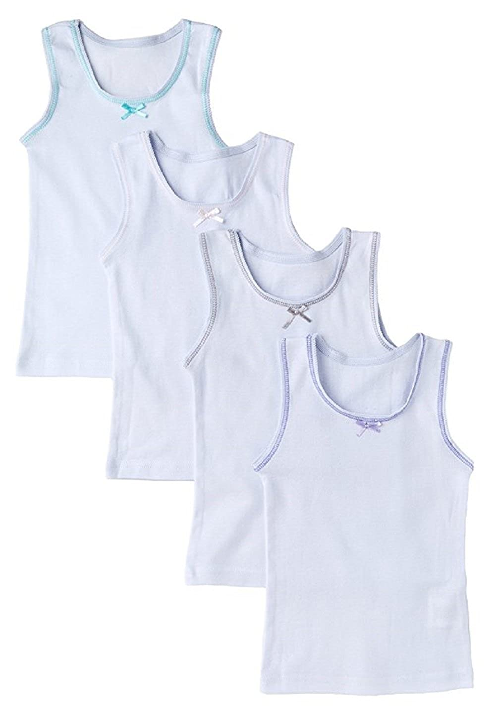 Better Super Quality,Soft Comfortable Girls Undershirt 100% Cotton Tank Tops