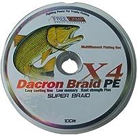 FreeCamp Dakron 8 Braid 100 m, 0.35 mm Olta Misinası
