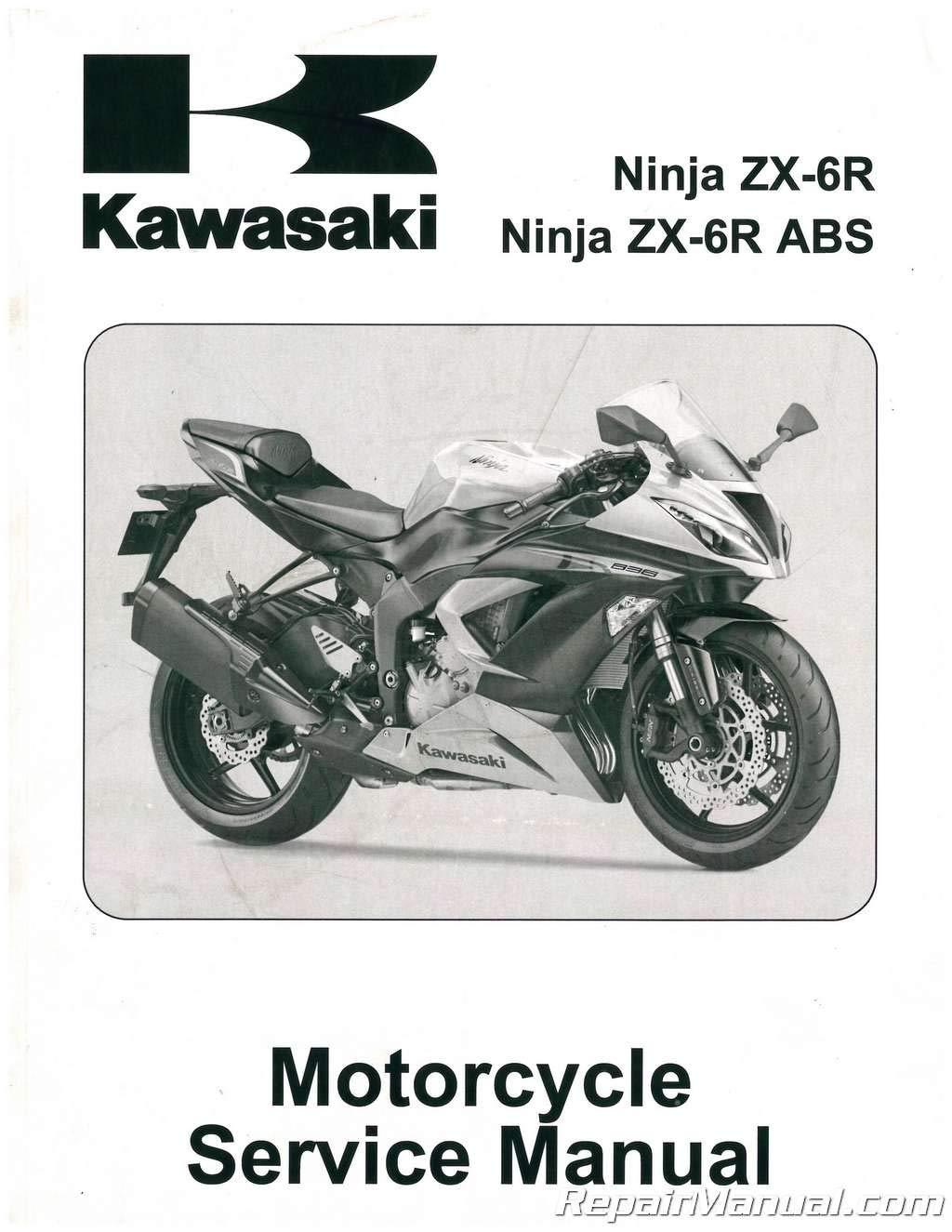 99924-1462-03 2013 - 2015 Kawasaki ZX636E/F Ninja 600 ZX-6R ...