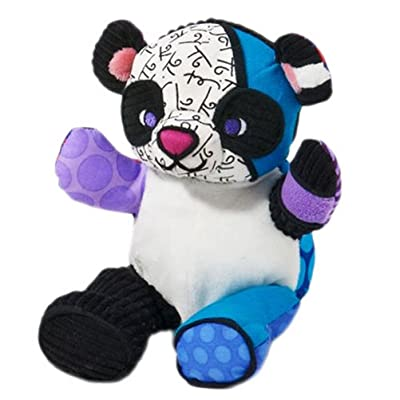 Panda Pop Plush By Britto 22 cm: Toys & Games