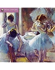 Degas' Dancers Wall Calendar 2022 (Art Calendar)