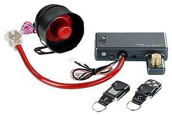 Sistema de alarma para coche Cadillock con inmovilizador: Amazon.es ...