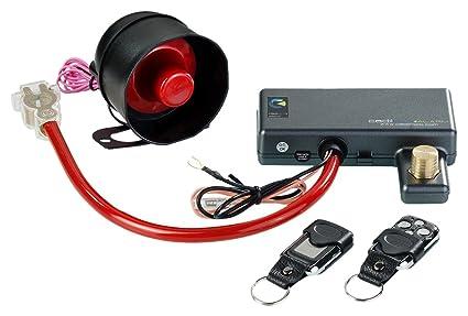 Sistema de alarma para coche Cadillock con inmovilizador ...