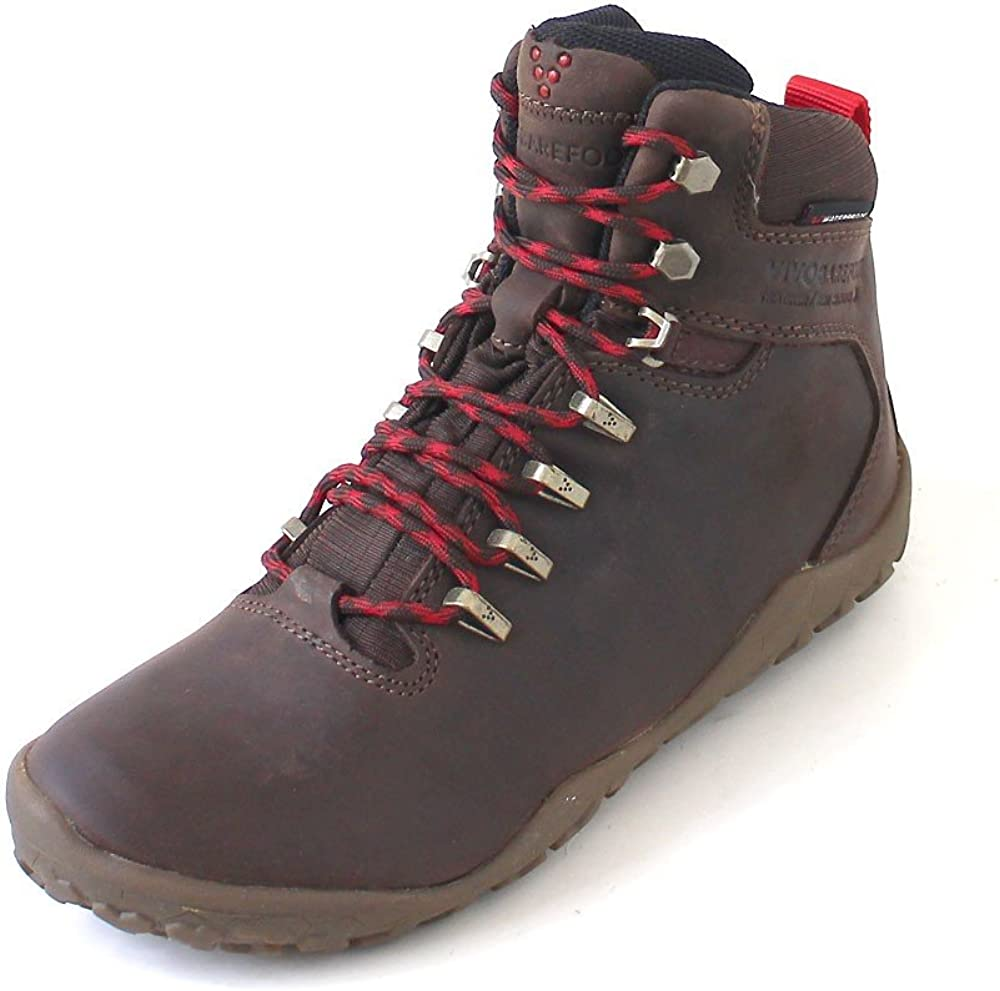 VIVOBAREFOOT Damen Tracker Fg L Leather Wanderschuh
