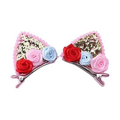 Mother & Kids Girl Hair Accessories Hair Clips Cute Children Accessories Hair Pin Flower Clip Hair Accessories
