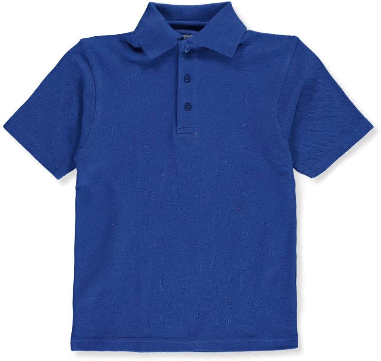 Toddler /& Girls Dockers Uniform Navy Polo Shirts Size 2T 5//6