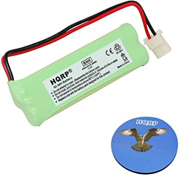 HQRP Batería recargable para VTech DS6401 / DS6421 / LS6425 / LS6425-2 / LS6425-3 / LS6425-4 Teléfono inalámbrico + HQRP Posavasos: Amazon.es: Electrónica