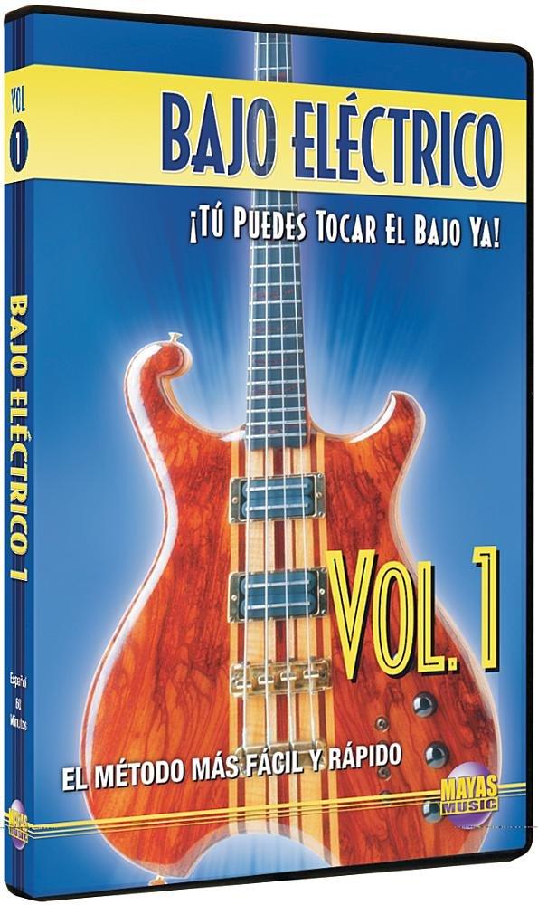 Bajo Elctrico, Vol 1: T Puedes Tocar El Bajo YA! Spanish Language Edition , DVD Tu Puedes Tocar YA!: Amazon.es: Rogelio Maya: Libros