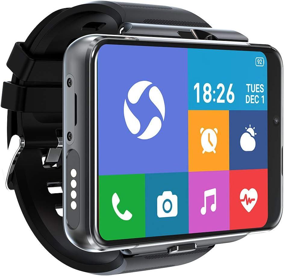[4U.com] 4G/LTE Smart Watch Phone Android 9.0 4-Core CPU 4GB+64GB 2.88