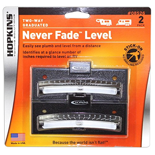 Great Deal! Hopkins 08526 Never Fade Two Way Graduated Level