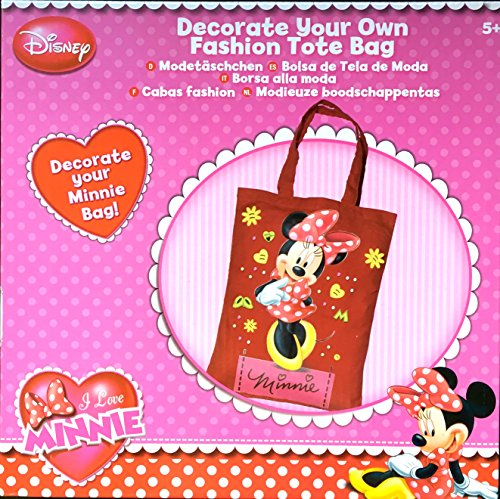 Own Mouse Minnie Tote Love Your Make I Bag Fashion Minnie Htx1qadw1