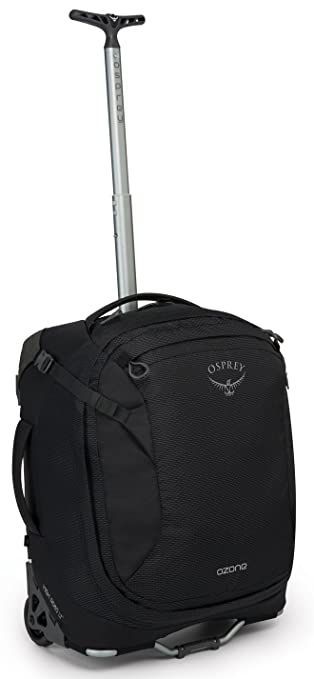 Amazon.com: Osprey Ozone - Bolsa de mano con ruedas (38 L ...
