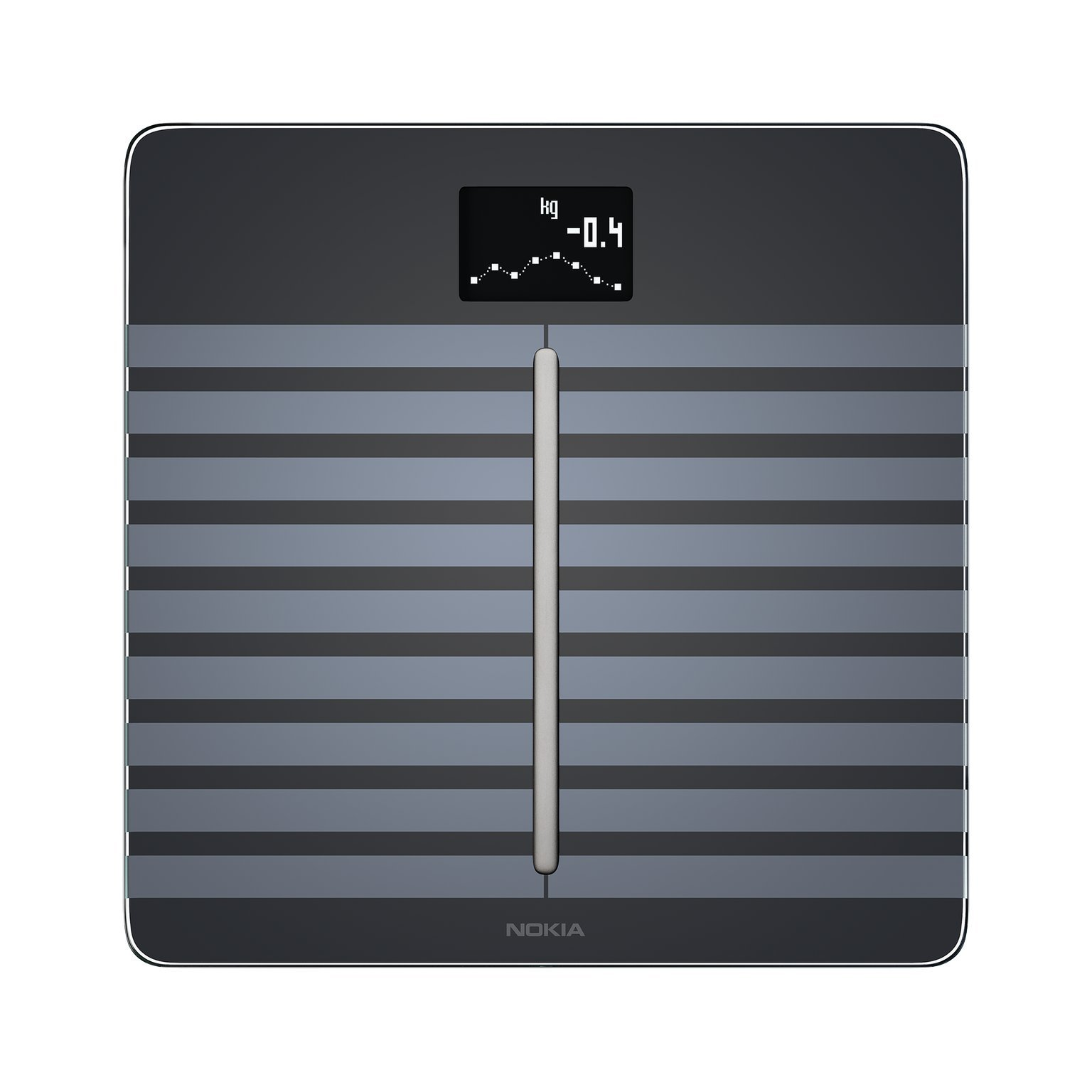 Nokia Body Cardio- Wi-Fi Smart Scale with Body Composition & Heart Rate, Black