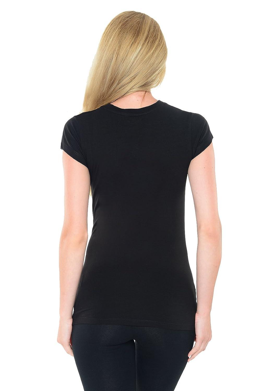 941d90319e50b Purpless Maternity Top Pregnancy T-Shirt Tee for Pregnant Women Slogan  Miracle in Progress Gold Print B2012: Amazon.co.uk: Clothing